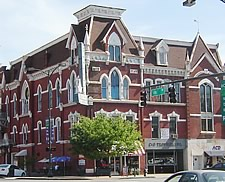 On December 7, 2006, the Foundation closed a $250,000 loan to the Rome Downtown Development Authority for the acquisition and renovation of the historic Cherokee Lodge building in downtown Rome. The Lodge, built in 1901, was originally designed for, and used as, a Masonic lodge.